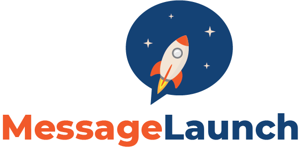 Message Launch Logo